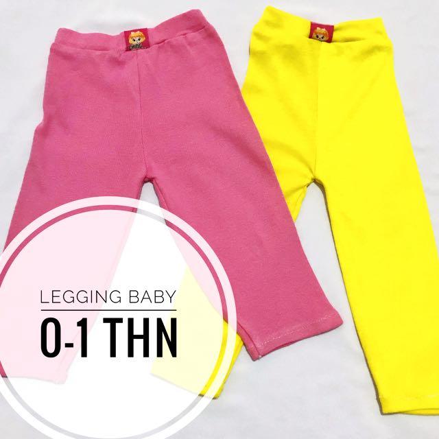 Legging baby 0-1 thn