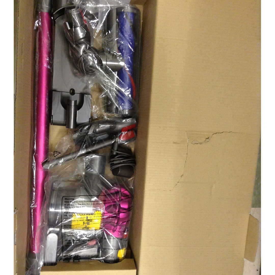 LIKE NEW DYSON V7 IN THE BOX