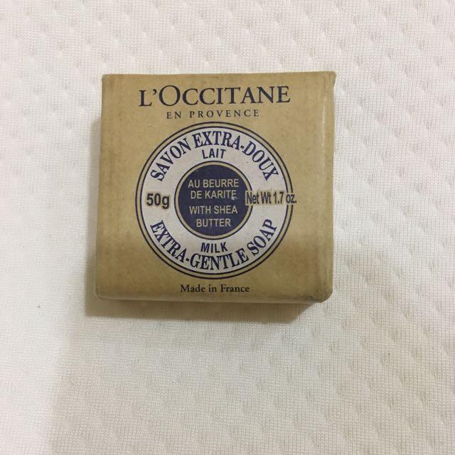 Loccitane Soap
