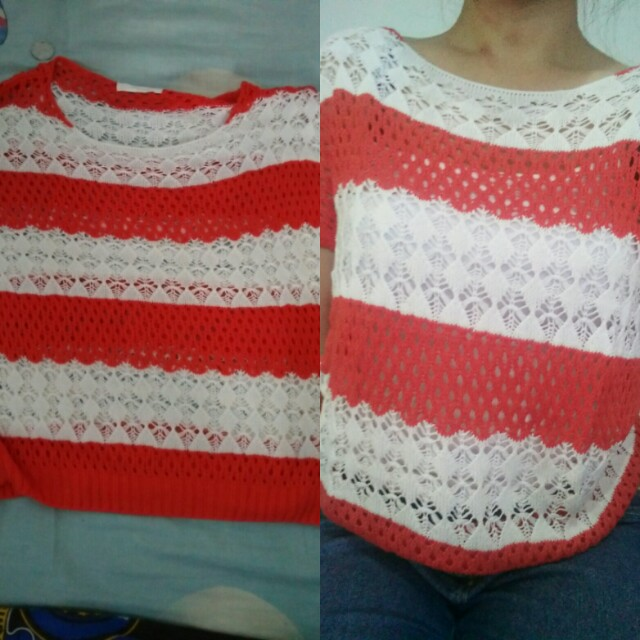 magnolia - knit top