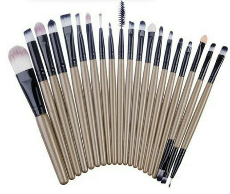 Make up brush set 20 / kuas makeup