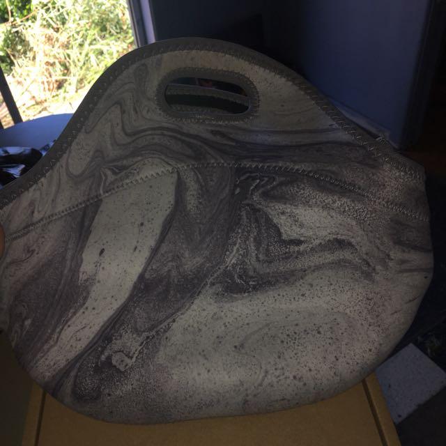 Marble design bag