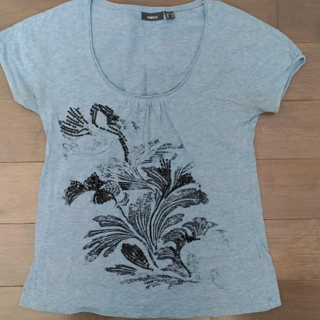 Mexx graphic blue t-shirt
