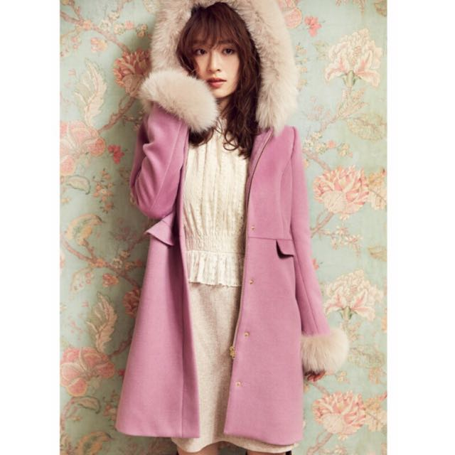 Miia 2017 8way羊毛大衣