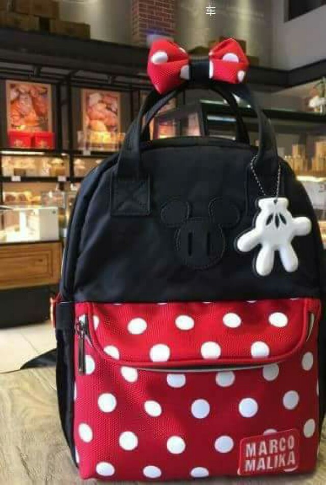 Minnie Mouse Bagpack