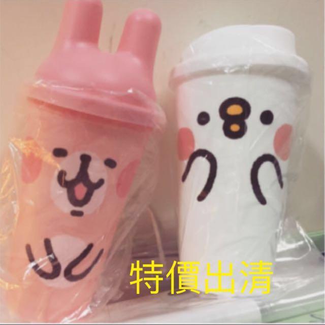 Mister Donut聯名卡娜赫拉造型杯