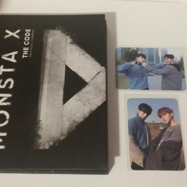 Monsta X The Code album kpop