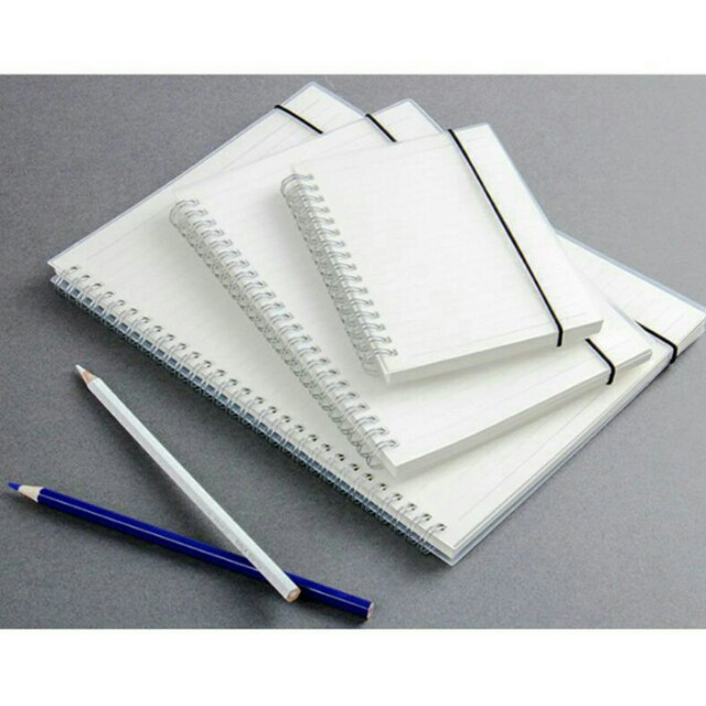 Muji Style Notebook A5 with rope