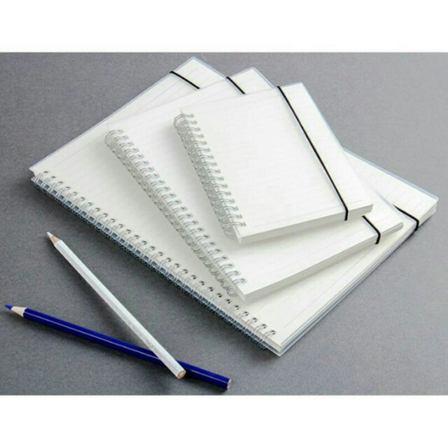 Muji Style Notebook A6 with rope