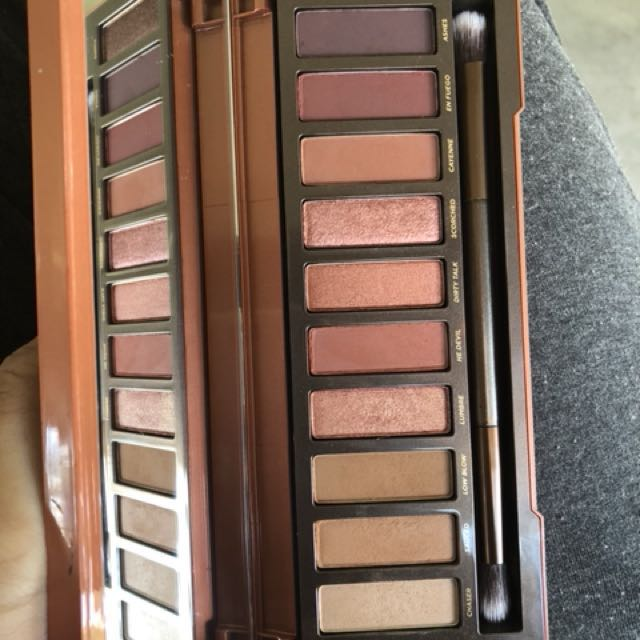 🔥NAKED urban decay heat authentic