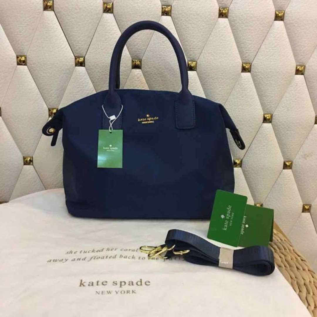 NEW COLOR - Kate Spade Lyla Tote Bag - Royal Blue