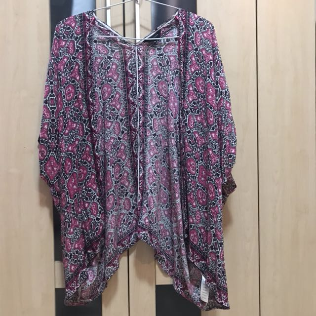 NEW LOOK PINK OUTER