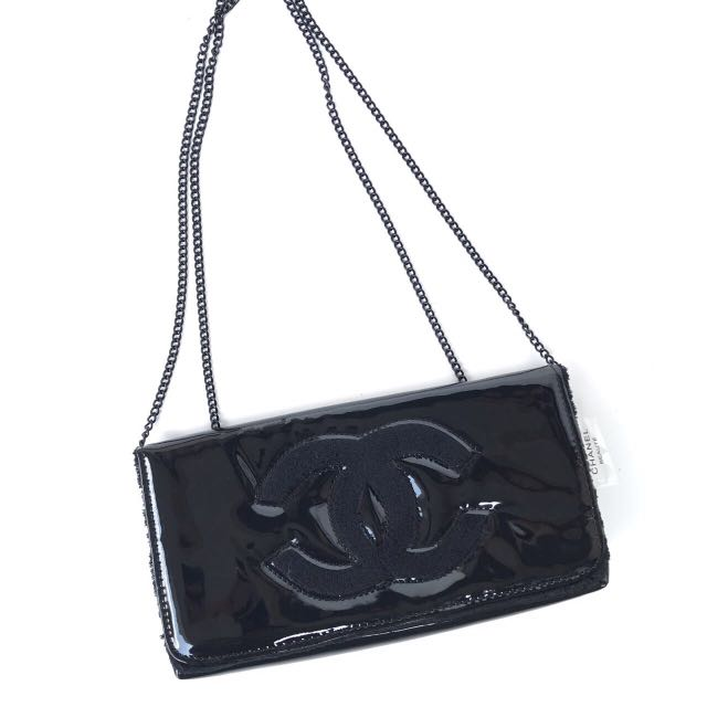 4e78d5c4f7fd New patent chain chanel vip gift, Luxury, Bags & Wallets on Carousell