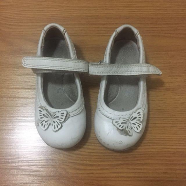 Next basic white shoes