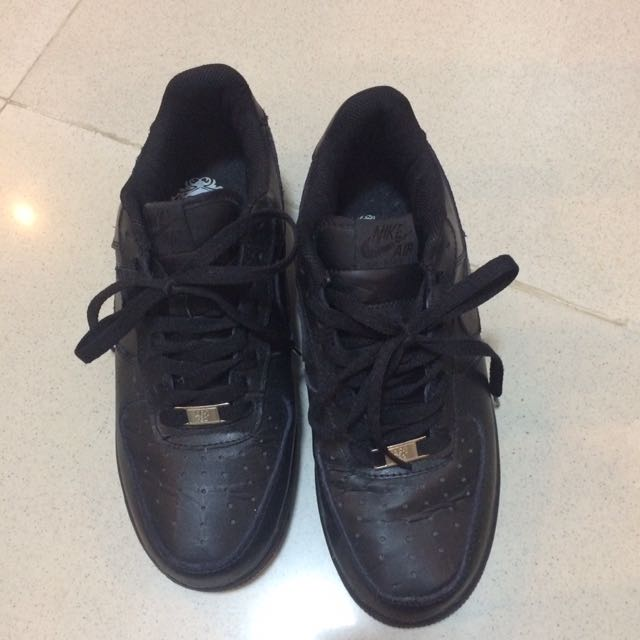 Nike AF1 Triple Black Brand New