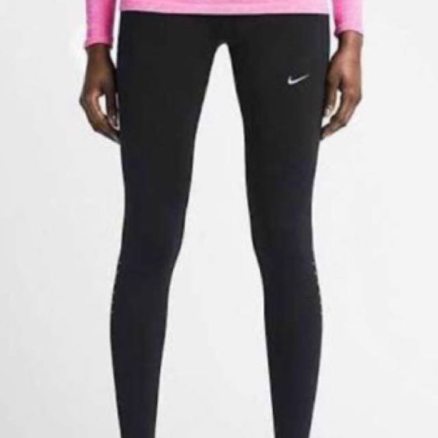 NIKE LEGGINGS TIGHTS SPORTS GYM YOGA