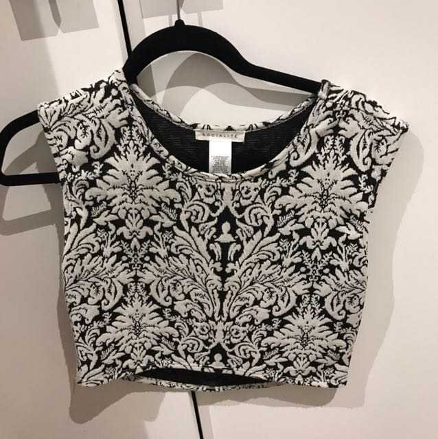 Nordstrom Crop top