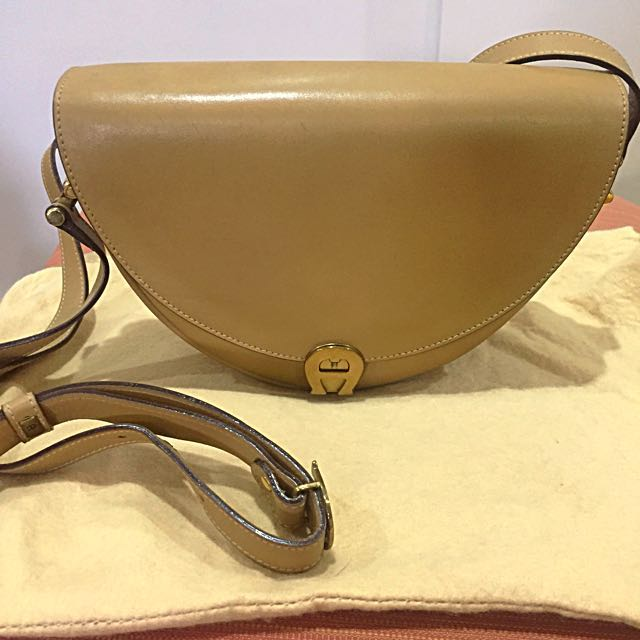 Original Aigner Shoulder Bag