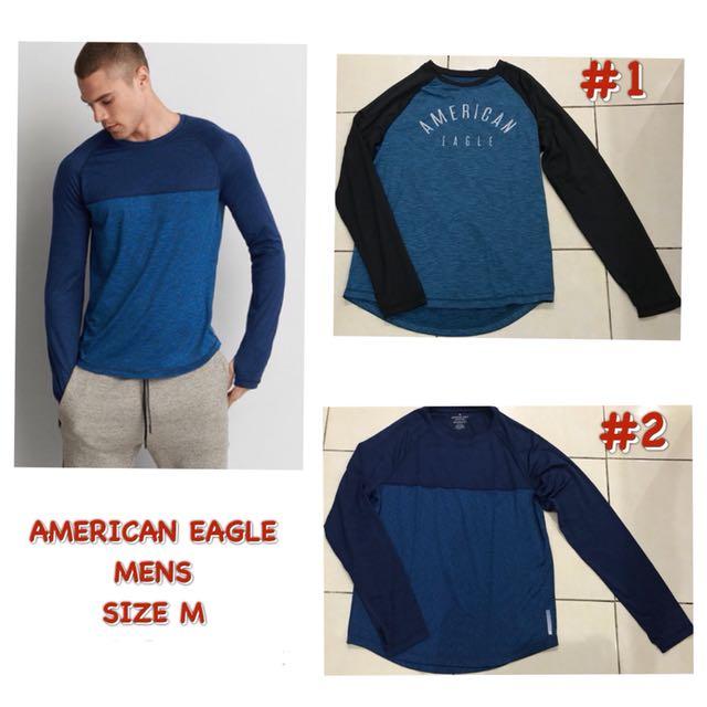 Original American Eagle Kaos Cowok