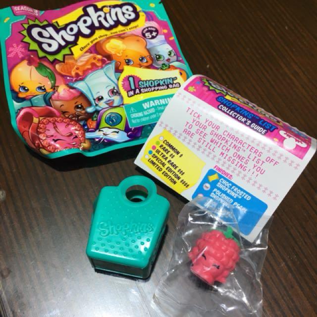 Original Shopkins toy