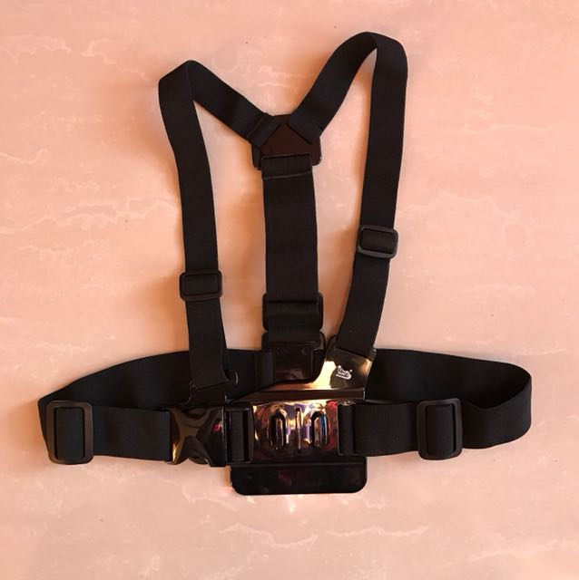 Pacific Gears GoPro Body Harness