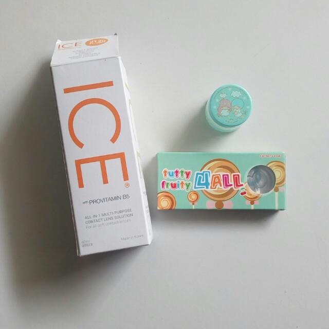 Paket Softlens