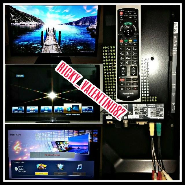 Panasonic VIERA Smart TV 42