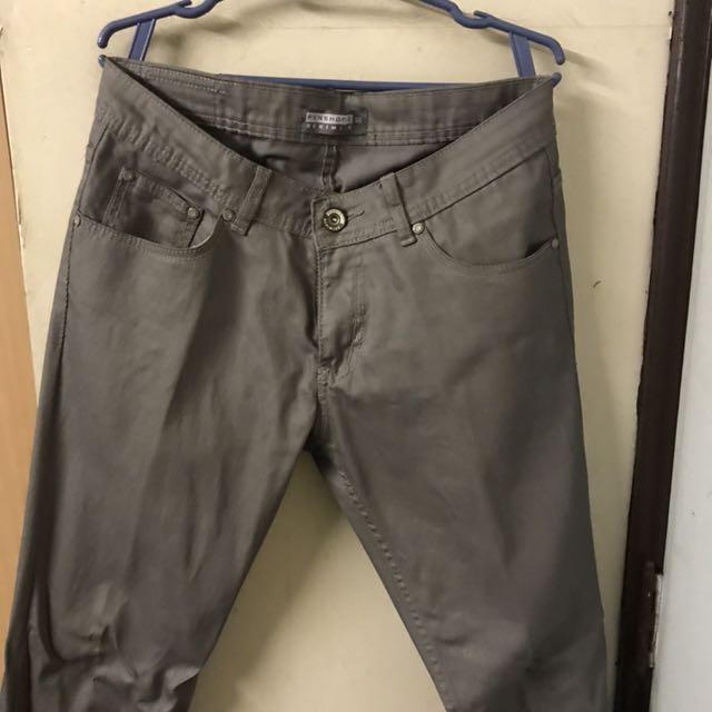 Penshoppe Slim Fit Pants size 30