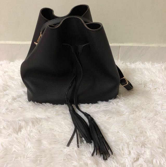 [PL] Bucket Handbag