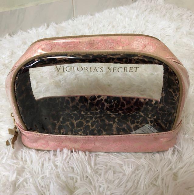 [PL] Victoria's Secret Make Up/Toiletries Bag