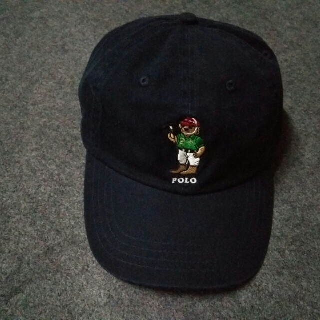 1aac5502 Polo Bear Ralph Lauren Cap Hat Topi RL, Men's Fashion, Accessories, Caps &  Hats on Carousell