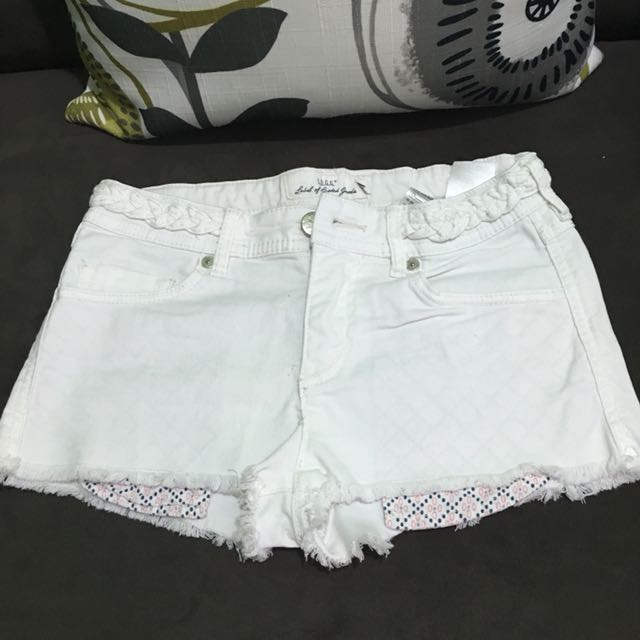 Preloved H&M shorts for kids