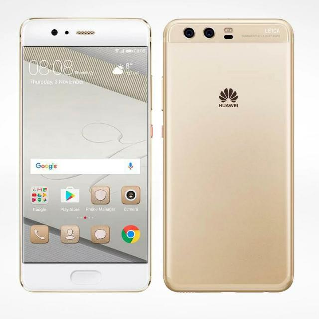 Prestige Gold Huawei P10 4GB/RAM 64 GB ROM,5 months old still under warranty