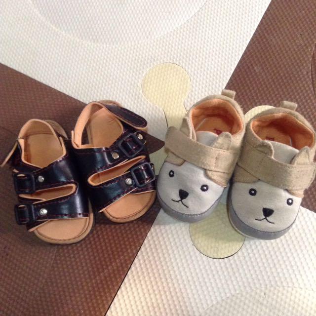 Pre-walker shoes & sandals
