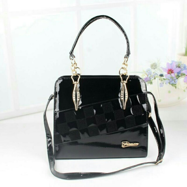 PROMO Tas Fashion Import AL21335 Black