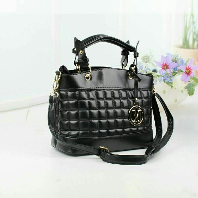 PROMO Tas Fashion Import AL21343 Black