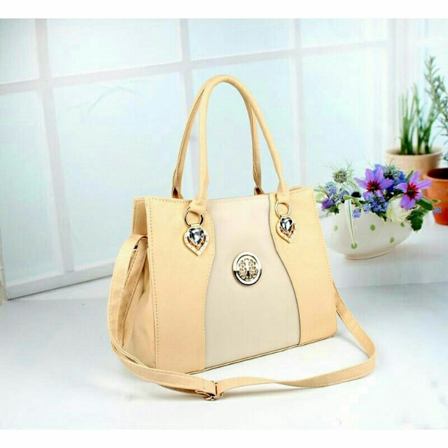 PROMO Tas Fashion Import AL21350 Light Khaki