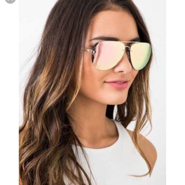Quay muse sunglasses