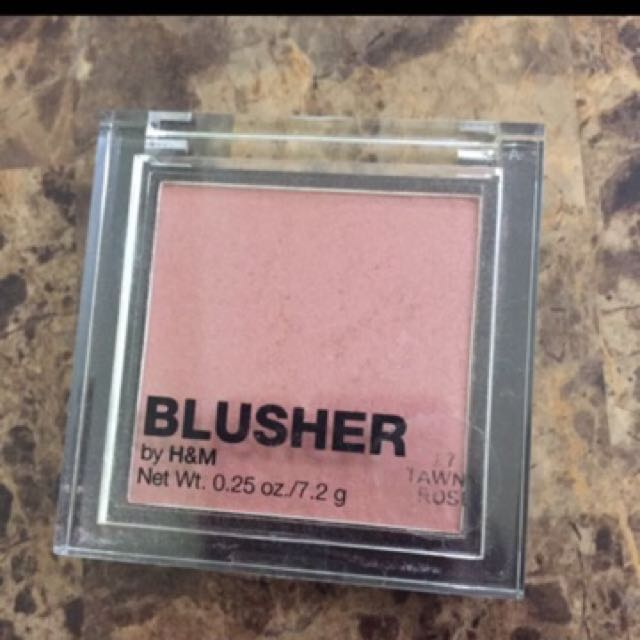 REPRICE‼️Authentic H&M Blusher Tawny Rose