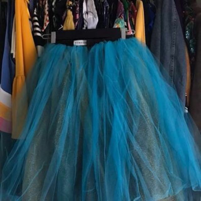 Reversible Tutu skirt FULL LENGTH from New York