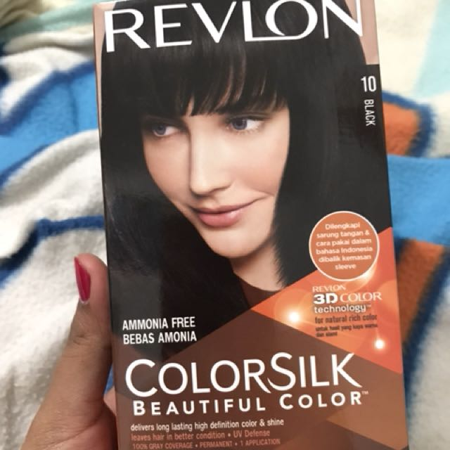 Revlon Black Color