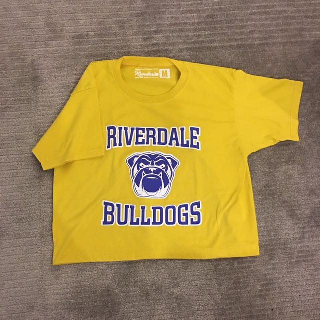 Riverdale cropped top