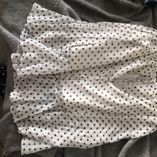 Sabo Skirt off shoulder top