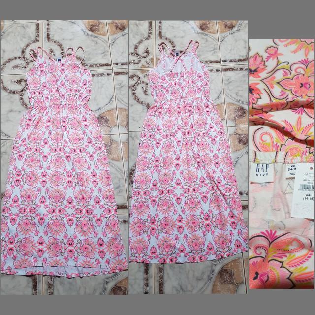 REPRICED! Authentic GAP Maxi Dress