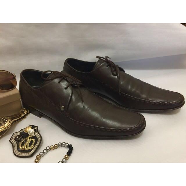 Sepatu kulit ALDO brue size 7 1/2