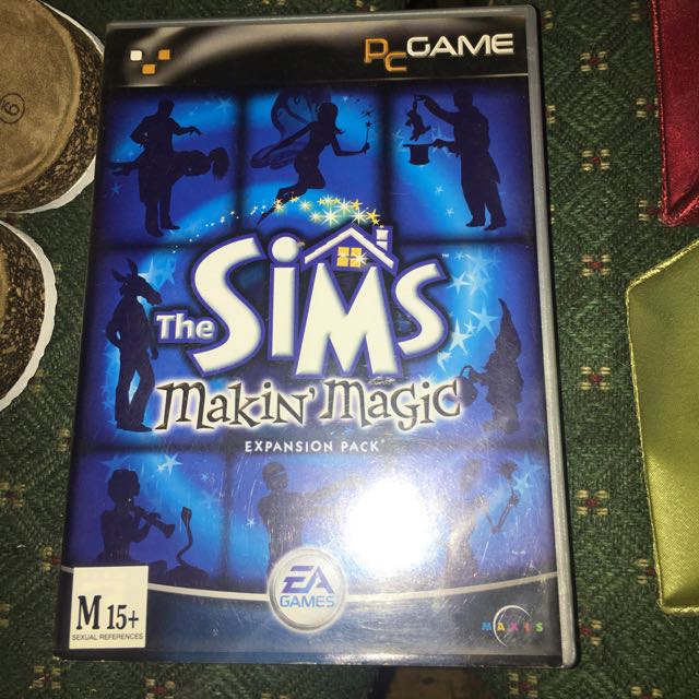Sims- Pc Games