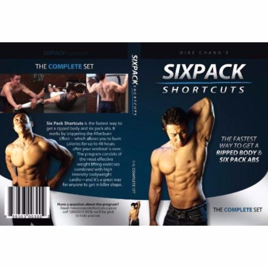 mike chang six pack shortcuts download