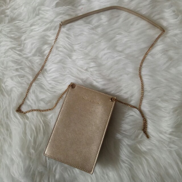 Sling bag cnk gold