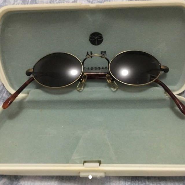 Small 90s Sunglasses