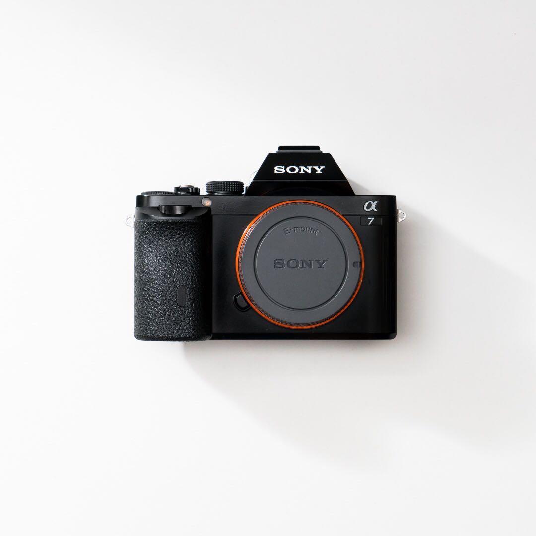 Sony A7 E-mount Camera with Full Frame Sensor(Good Deal ...